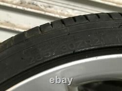 Bmw Oem E65 E66 745 750 760 Front Rear Set Rim Wheel And Tire Wheels 21 Inch 21