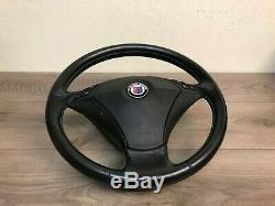Bmw Oem E65 E66 Alpina B7 750 760 Steering Wheel With Airbag Black 2006-2008