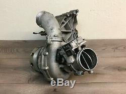Bmw Oem E65 E66 Alpina B7 Engine Motor Throttle Body Super Charge 2007 2008