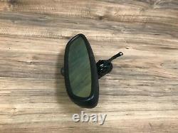 Bmw Oem E85 E39 E46 Z4 M3 M5 Front Rearview Mirror Oval Shape Black Auto DIM