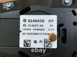 Bmw Oem E90 E92 325 328 335 M3 Radio Navigation Menu Idrive Switch 2009-2011