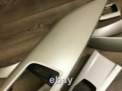 Bmw Oem F30 320 328 335 Front Dash And Door Panel Aluminum Trim Set Sedan 12-16