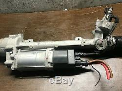 Bmw Oem F30 428i 328i 2012-16 Power Electric Steering Rack And & Pinion Motor