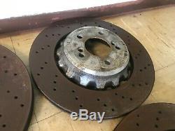 Bmw Oem F80 F82 F83 F87 M2 M3 M4 Caliper Brake Front And Rear Set Rotors Blue