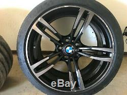 Bmw Oem F80 F82 F83 F87 M2 M3 M4 Front Rear Set Rim Wheel And Tire 19 Inch 19