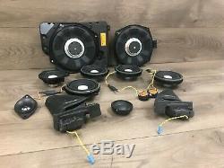 Bmw Oem F80 F82 F83 M3 M4 Front And Rear Speaker Speakers Harman Kardon Hk Set