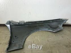 Bmw Oem Oem E39 M5 Front Driver Side Exterior Fender Silver Panel