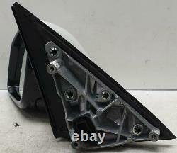 Bmw X1 F48 Passenger Front Electric Power Fold Mirror Alpinweiss 51167459827