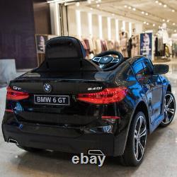 For BMW 6GT 12V Kids Ride On Car Electric Battery Powered Licensed withMusic Light