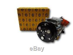 HELLA Klimakompressor Kompressor Klimaanlage für BMW E36/34 10PA17C