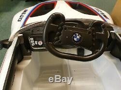 Homcom Ride on Car Licensed BMW 6GT 6V Electric Powered Music Player (2090977)