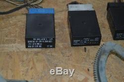 OEM BMW E36 POWER WINDOWS ELECTRIC front and rear windows 4x electric SET