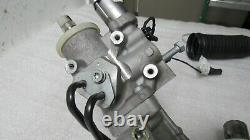 Oem 2013-2018 Bmw F10 M5 F06 F12 F13 M6 S63n 4.4l V8 Power Steering Rack 12438