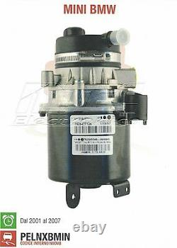 Power Steering Pump Electric Mini One R50 R52 R53 R56 Cooper BMW