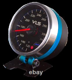 Revel VLS II Analog Oil Pressure Gauge 52MM Diameter Includes Pressure Sensor