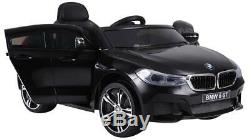 SALE UK Kid Ride On Car Licensed BMW 6GT 12V Electric Battery Powered Music Play