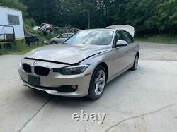 Steering Gear/Rack Power Rack And Pinion Electric Fits 13-18 BMW 320i 73612
