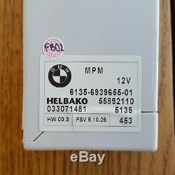 TESTED BMW 5 6 E60 E61 E63 MPM Micro Power Module Control 6939655 FB02