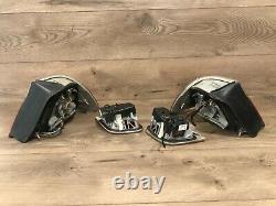04 06 Bmw E46 M3 Coupé Convertible Arrière Droit Et Gauche Led Tail Light Lamp Oem
