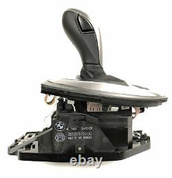 08-10 Bmw E60 E63 E64 550i 650i Transmission Sport Gear Shifter Selector 9165671