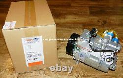 1 X Hella 8fk 351 322-751 Klimakompressor Bmw 5 (e60) Touring (e61) Bmw 7 (e65)