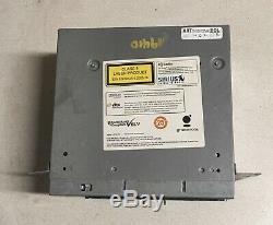 11-16 Bmw F10 528 535 550 M5 Oem Avant Iboc Gps Receiver Lecteur Nav