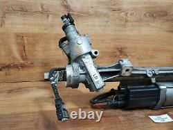 12-15 Oem Bmw F22 F30 F32 F36 Rwd Electric Power Gear Rack & Pinion Lb