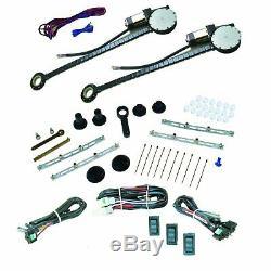 1975-1983 Bmw Série 3 E21 Kit Vitre Électrique Roll Up Motors Heavy Duty Électrique