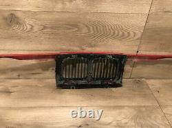 1988 1993 Bmw E34 M5 525 535 Grille De Grenaille De Grenaille À Capuchon Avant