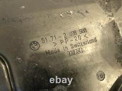 2000 2003 Bmw Oem E39 M5 S62 Bouclier D'éclaboussure Inférieur Sous Le Moteur