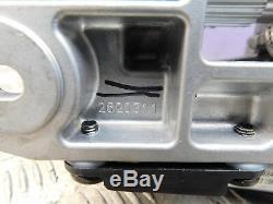 2009 15 Bmw F01 F02 7 Série Colonne De Direction Avec Deux 2 X Moteurs 6787926 5b4c