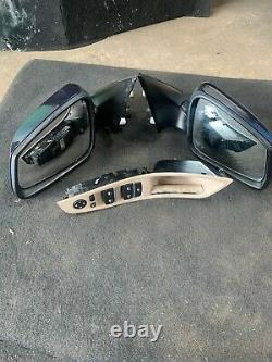 2010 Bmw 5 F10 520d Electric Power Folding Wing Mirrors Code Couleur A76