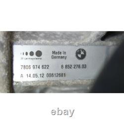 2011-2012 Bmw Série 5 F10 F12 Direction Assistée Électrique À Crémaillère Avec Module