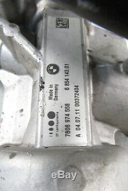 2011-2013 Bmw 535i F10 Rwd Direction Assistée Électrique Crémaillère & Motor Assemblée