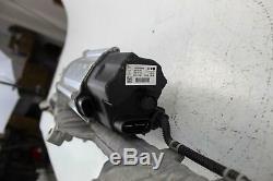 2013-2015 Bmw 750i Direction Power Gear Crémaillère Rwd Assistance Électrique Active