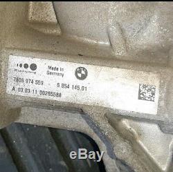 2013 Bmw Série 5 F10 F11 520d Se Direction Rack