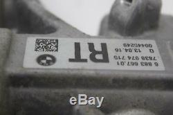 2016 Bmw Série 1 1496cc Diesel Électrique Direction Assistée Rack 7838974715