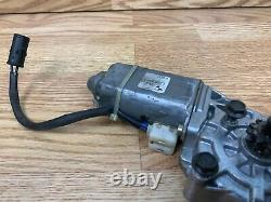 84-89 Bmw E24 635csi M6 Front Left Driver Power Window Motor 51331375247 Oem