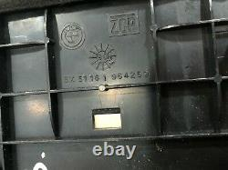 89 1995 Bmw E34 E32 535i 750il Centre Console Shifter Panneau En Bois Trim Lunette Oem