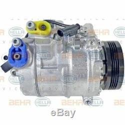 Behr Hella Service 8fk 351 322-251 Premium En Ligne Kompressor, Klimaanlage