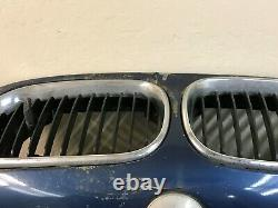 Bmw 323 325 Oem E46 328 330 Capot Avant Bonnet Bleu Sedan 2000-2005