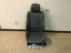 Bmw 323 325 Oem E46 328 330 Côté Conducteur Seat Gris Sedan 2000-2005