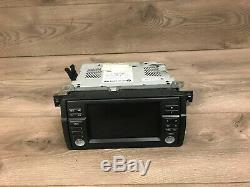 Bmw 325 328 Oem E46 330 M3 Large Écran De Navigation CD Radio Gps Moniteur 00-06