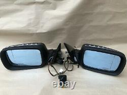 Bmw 3series E-46 M-sport Electric Power Folding Wing Mirrors Genuine Bmw Mirrors