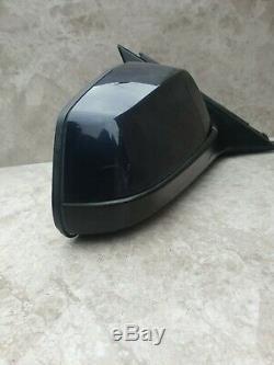 Bmw 5 E61 / E60 Electric Power Folding F10 Style Wing Miroirs Avec Des Lumières Led
