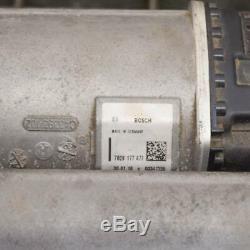 Bmw 5 G30 530 2.0hybrid 185kw Electric Power Direction Rack Rhd 2018