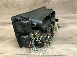 Bmw 630 633 Oem E24 635 Avant Ac Climate Control A / C Chauffage Commutateur 1977-1989