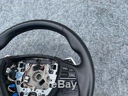 Bmw 650i 640i 535i M Sport Volant Complet En Cuir F10 F06 F12 (12-16)