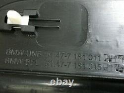 Bmw 740 750 Oem F01 740i 750i Pied Mort Rest Entrée Étape Garniture Set M 2009-2015