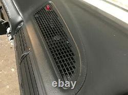 Bmw 750 E38 Oem Avant Dash En Cuir Noir Tableau De Bord 1995-2001